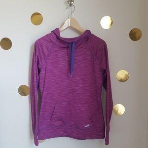 [Avia] Fleece Lined Hooded Pullover
